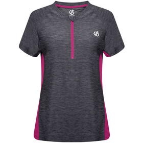 Dare 2b Outdare II Jersey Women, gris/rosa